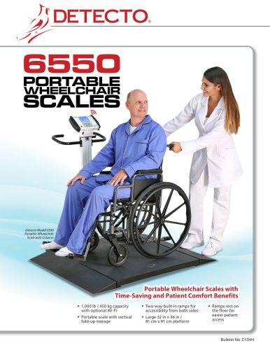 6550, Portable