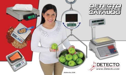 DETECTO-Foodservice- Catalog