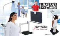 DETECTO Healthcare Catalog