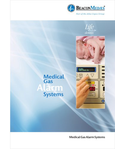 Medical Gas Alarm Systems