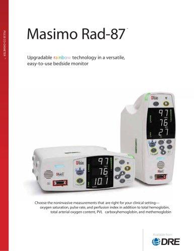 Masimo Rad-87 Signal Extraction Pulse Oximeter