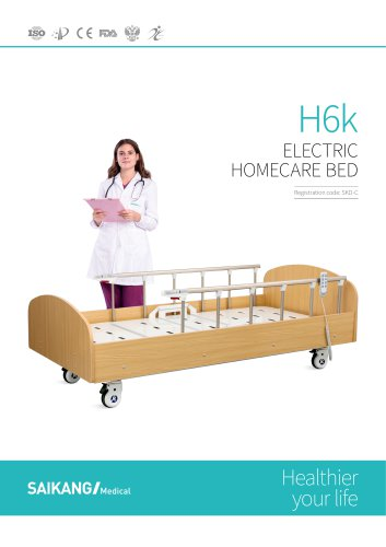 H6k Electric-Homecare-Bed_SaikangMedical