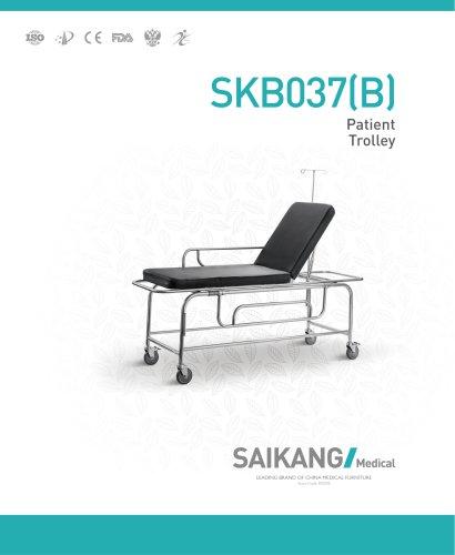 SKB037(B) Patient-Trolley_SaikangMedical