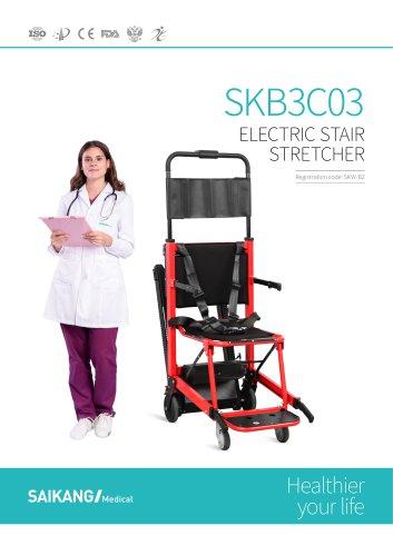 SKB3C03 Electric Stair Stretcher SaikangMedical