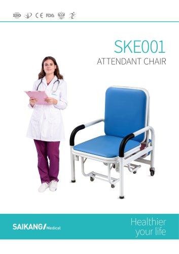 SKE001 Attendant-Chair_SaikangMedical