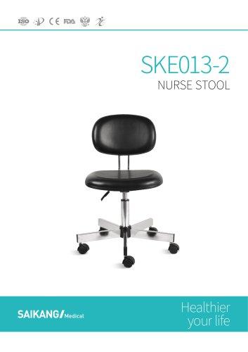 SKE013-2 Nurse Stool SaikangMedical