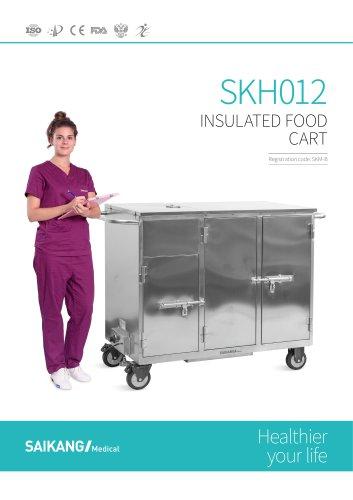 SKH012 Insulated Food Cart SaikangMedical