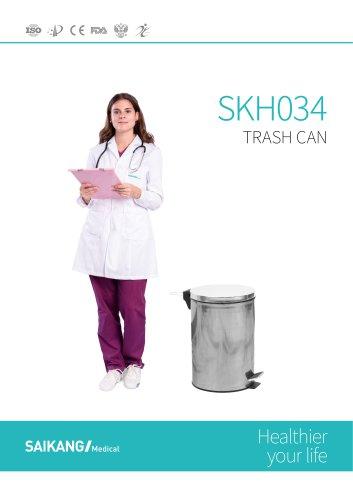 SKH034 Trash-Can_SaikangMedical