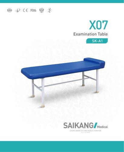 X07 Examination Table SaikangMedical