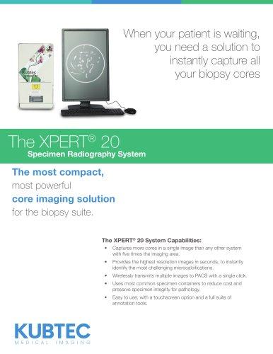The XPERT® 20 Brochure