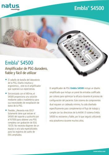 Embla ®  S4500
