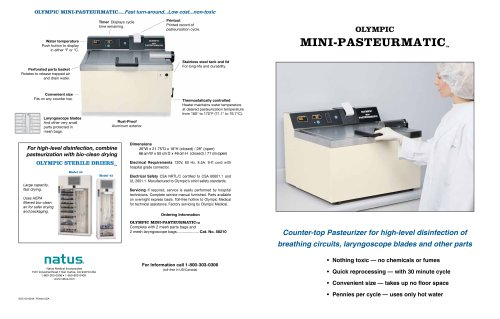 Mini-Pasteurmatic