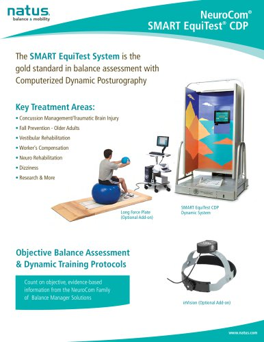 NeuroCom Smart EquiTest