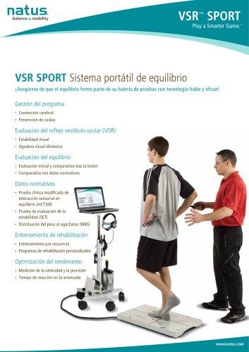 NeuroCom VSR Sport