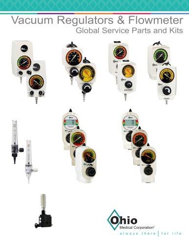 Vacuum Regulator Service Parts And Kits Catalog