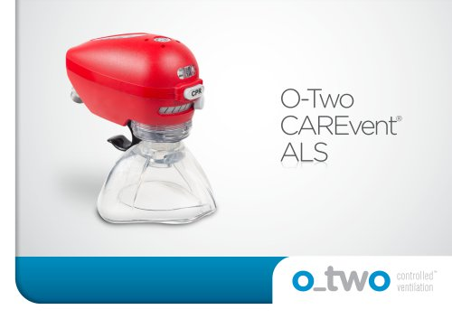 O -Two CAREvent® ALS