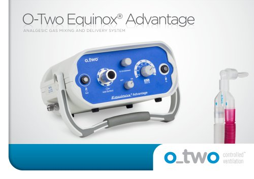 O-Two Equinox® Advantage