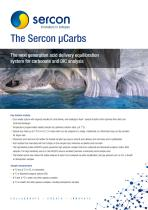The Sercon µCarbs
