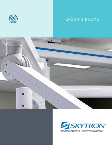 ERGON 3 BOOMS