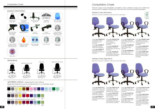 Solitaire Chairs