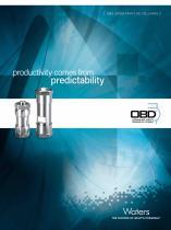 Preparative OBD Columns Brochure