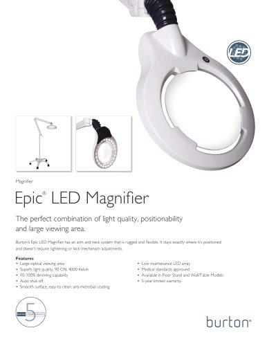 Epic®  LED Magnifier