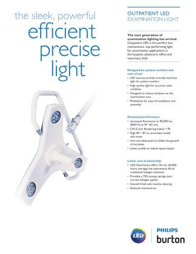 Outpatient LED