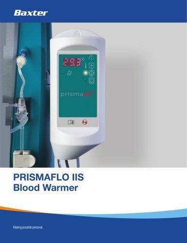 PRISMAFLO IIS Blood Warmer