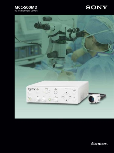 MCC-500 MD Brochure
