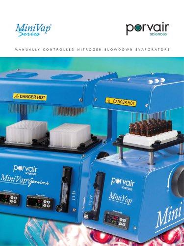 Minivap series brochure