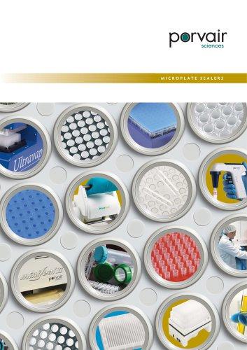 Porvair Microplate Sealers