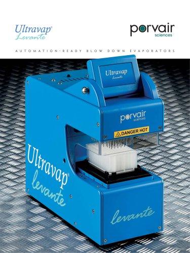 Ultravap mistral brochure