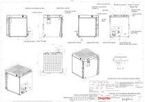 Cytomat 10 C Series Automated Incubators Dimensions