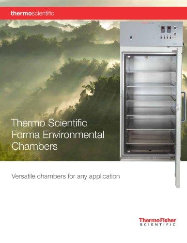 Forma Environmental Chambers