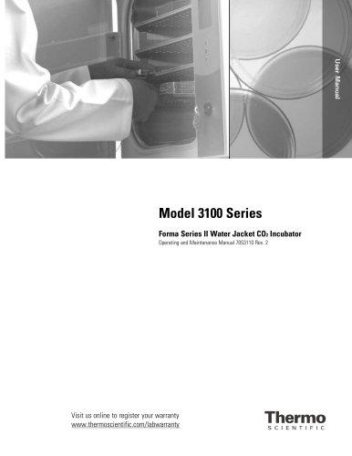 Forma Series II Water Jacket CO2 Incubator