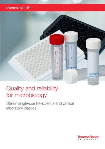 Sterilin Single-Use Laboratory Plastics Catalog