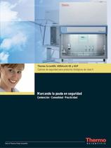 Thermo Scientific Herasafe KS and KSP Class II Biological Safety Cabinets [EN]