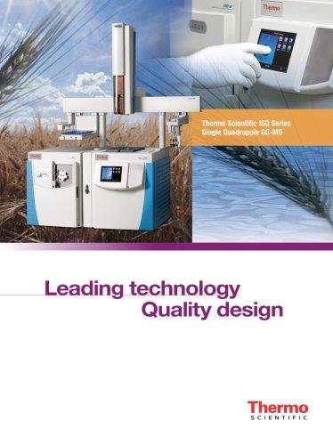 Thermo Scientific ISQ Series Single Quadrupole GC-MS