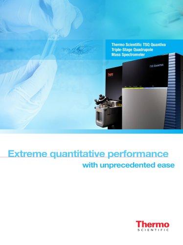 Thermo Scientific TSQ Quantiva Triple-Stage Quadrupole Mass Spectrometer