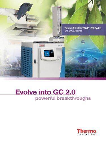 TRACE 1300 Series Gas Chromatograph – Evolve into GC 2.0