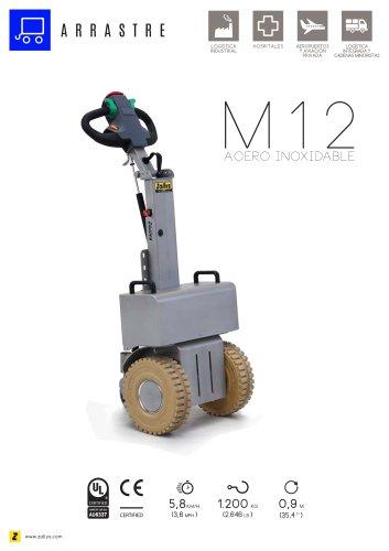 M12 acero inoxidable