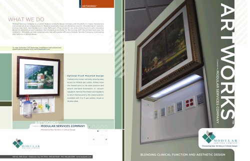 ArtWorks Brochure