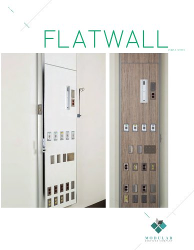 Flatwall 4500-S Series