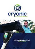 Cryoscreen para los caballos