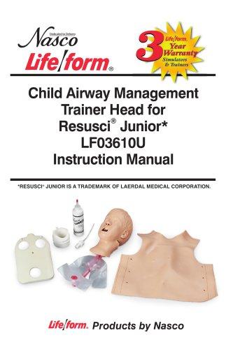 LF03610U Trainer Head for Resusci® Junior