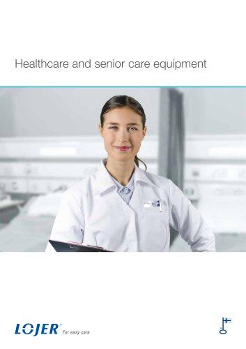 Healthcare and senior care equipment