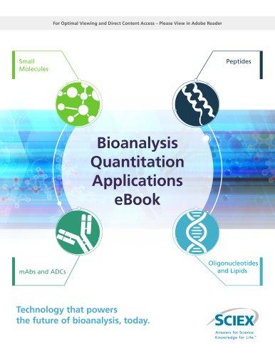 Bioanalysis Quantitation Applications eBook