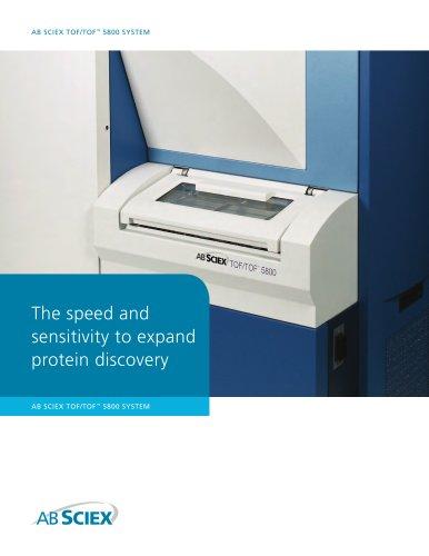 Brochure: AB SCIEX TOF/TOF? 5800