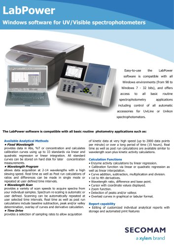 LabPower software