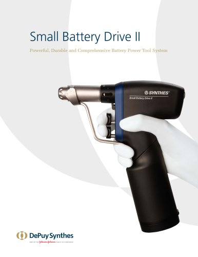 Small Battery Drive II